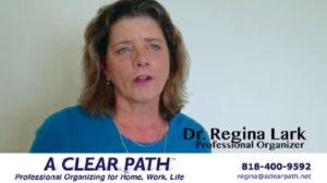 Dr. Regina Lark, TV ad spot