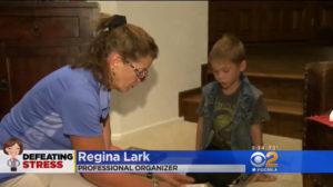 Regina Lark on CBS News