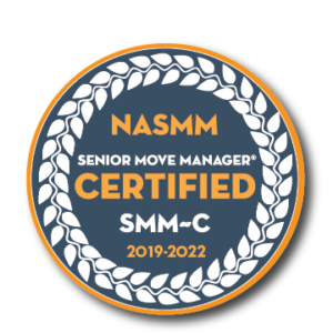 Senior Move Manager Certified NASMM