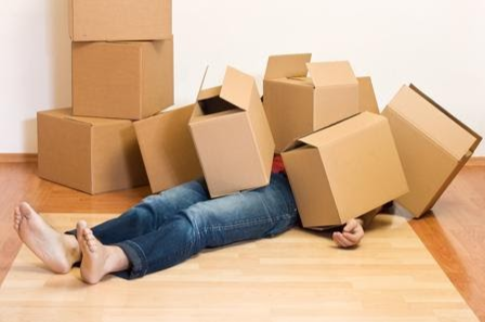 Speaking with and helping to organize a move can be overwhelming, but a professional organizer is a solution