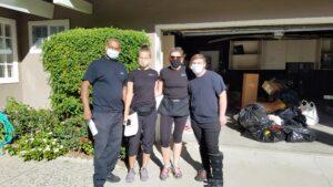 Regina and the Ninja organizers