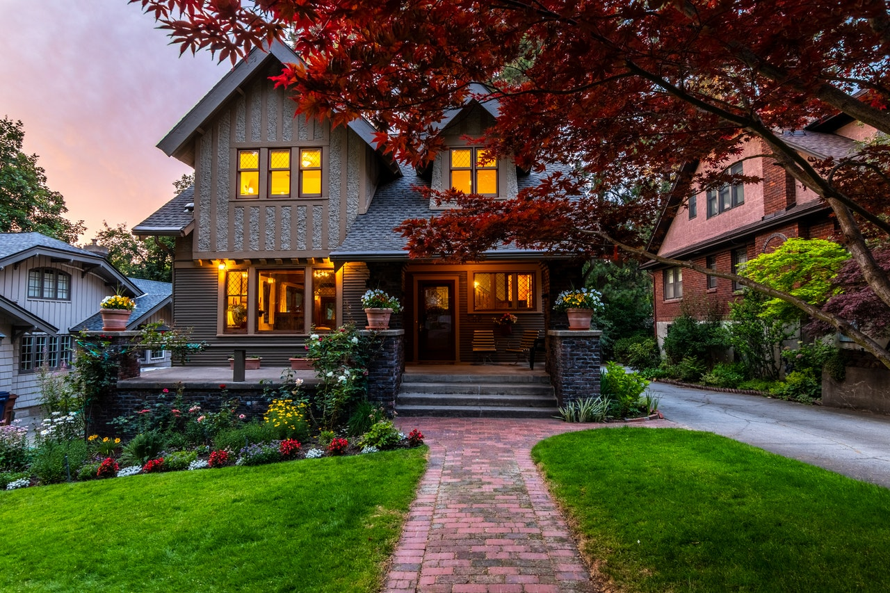 a beautiful estate should be handled carefully by a trusted fiduciary