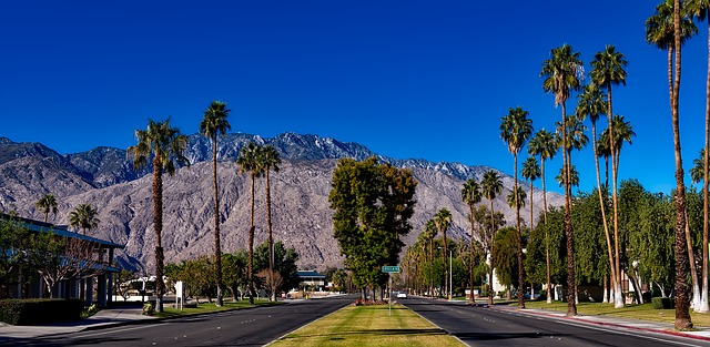 Palm Desert is a small community located near Palm Springs and is a fine place to retire..